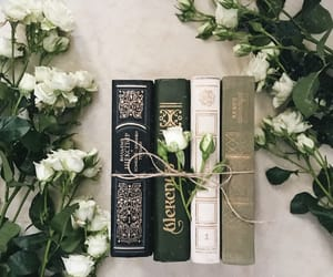 aesthetic, bookworm, and hippie image