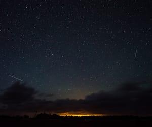 beautiful, dark, and stars image