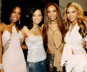 alicia keys, beyonce knowles, and michelle williams image