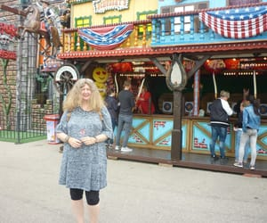 kirmes, messe, and sabine werno image