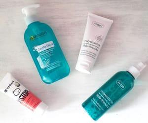cosmetics, shopping, and skincare image
