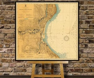 etsy, harbour, and map image
