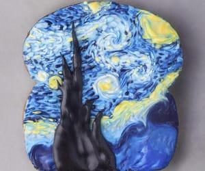 art, pan tostado, and comida image