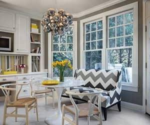 dining room, sala de jantar, and kitchen nook image