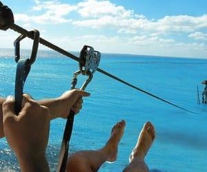 summer, sea, and fun image
