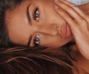 beauty, tan, and eyes image