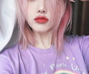 girl, ulzzang, and beauty image