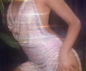 dress, sparkle, and theme image