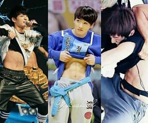 abs, kpop, and jungkook image