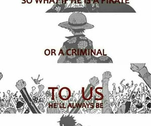 anime, one piece, and quotes image