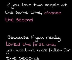 fall in love, true, and true love image