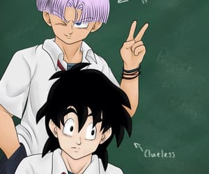 trunks and goten image