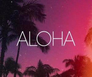 Aloha, wallpaper, and summer image