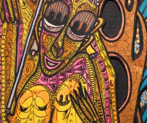 african art, musician, and sculptor image