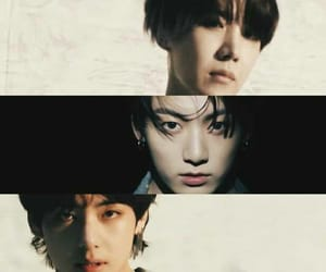 idol, jin, and jungkook image