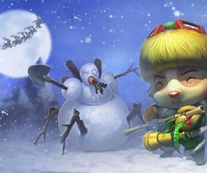 elf, lol, and league of legends image