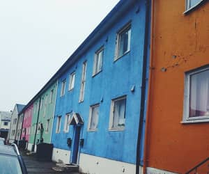 colors, norway, and desing image