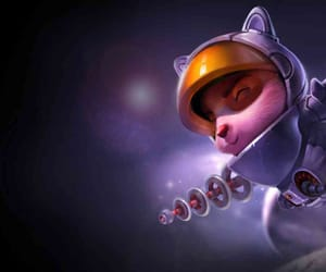 astronaut, lol, and league of legends image