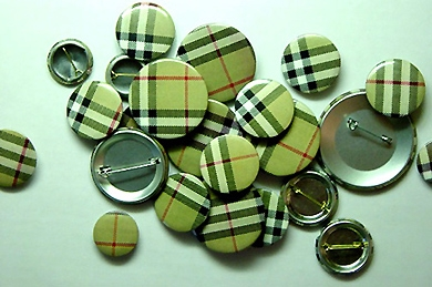 Burberry, buttons, and fashion image