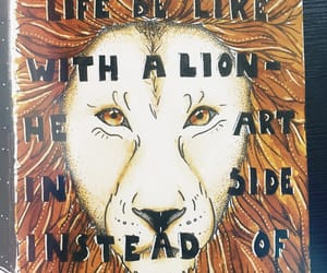 animal, art, and quote image