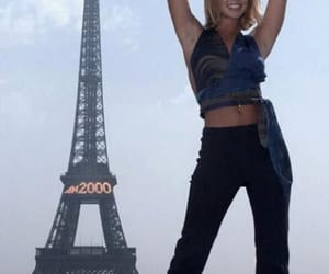 britney spears, 2000s, and paris image