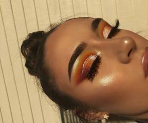 artist, sun, and bright image