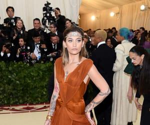 celebrities, red carpet, and paris jackson image