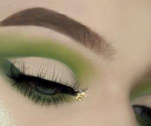 beauty, cyber, and eyeshadow image