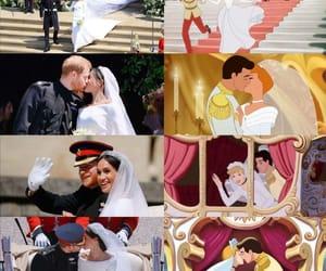 prince harry, meghan markle, and love image
