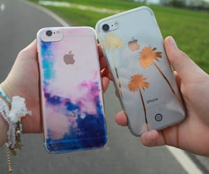 apple, galaxy, and handy image