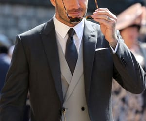 David Beckham, royal wedding, and beckham image