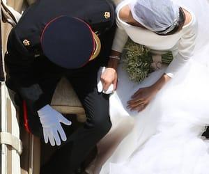wedding, royal wedding, and prince harry image
