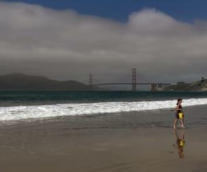 art, california, and golden gate image