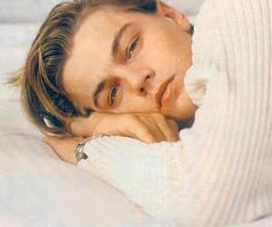 leonardo dicaprio, Leo, and boy image