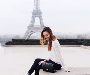 travel, ly mademoiselle, and chanel image