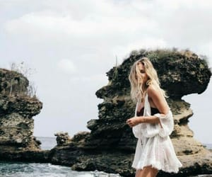 summer, girl, and fashion image