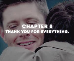 dean winchester, otp, and supernatural image