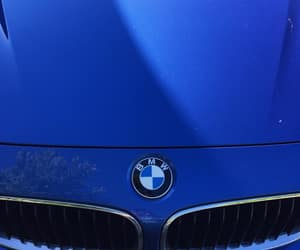 Blue BMW @hello_spectrum on Instagram
