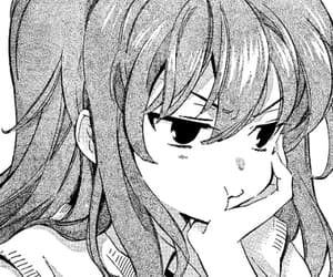 anime, manga, and baka image