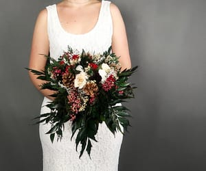 etsy, bridal bouquet, and wedding bouquet image