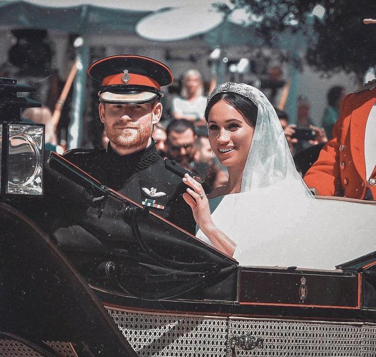 article, فكّر, and الزفاف الملكي image