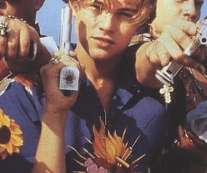 90s, leonardo dicaprio, and aesthetic image