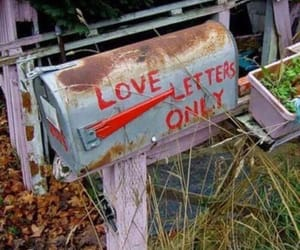 letters, theme, and aesthetic image