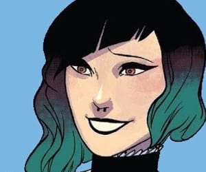 Marvel, runaways, and nico minoru image