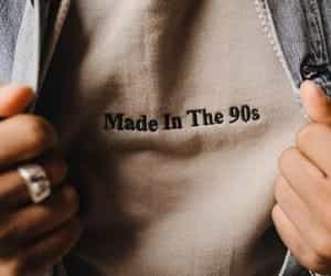 90's, article, and clothing image