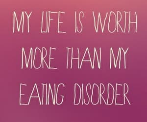 eating disorder, ana, and ed image
