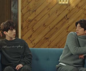 goblin, gongyoo, and 도깨비 image