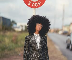 big hair, fashion, and natural hair image