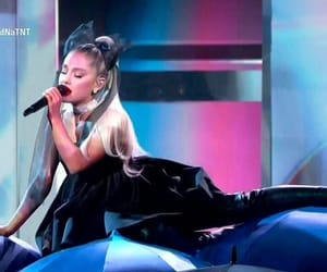 music, ariana grande, and billboard music award image