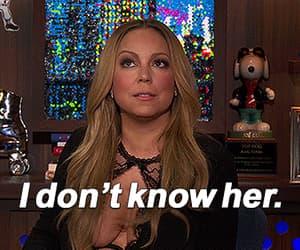 gif, iconic, and Mariah Carey image
